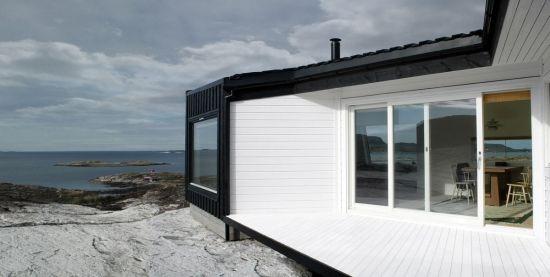 Atrium cabin on Vardehaugen