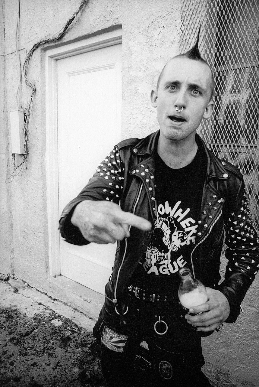 Gutter Punk Geoff Cordner Photography Punk Anti Fashion Gutter Punk