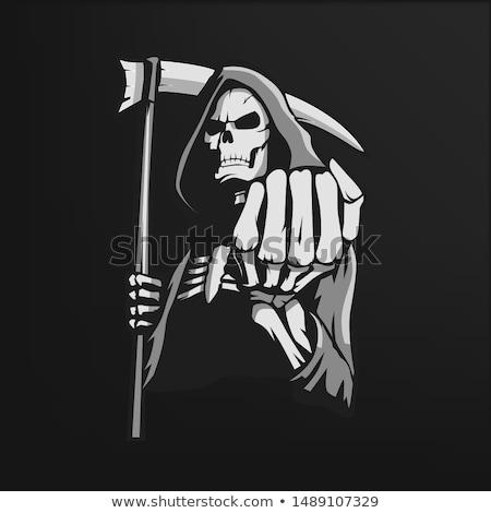 Reaper T Shirt Graphic Design Stock Vector Eps 10 Royalty Free Graphic Tshirt Design Grim Reaper Graphic Design