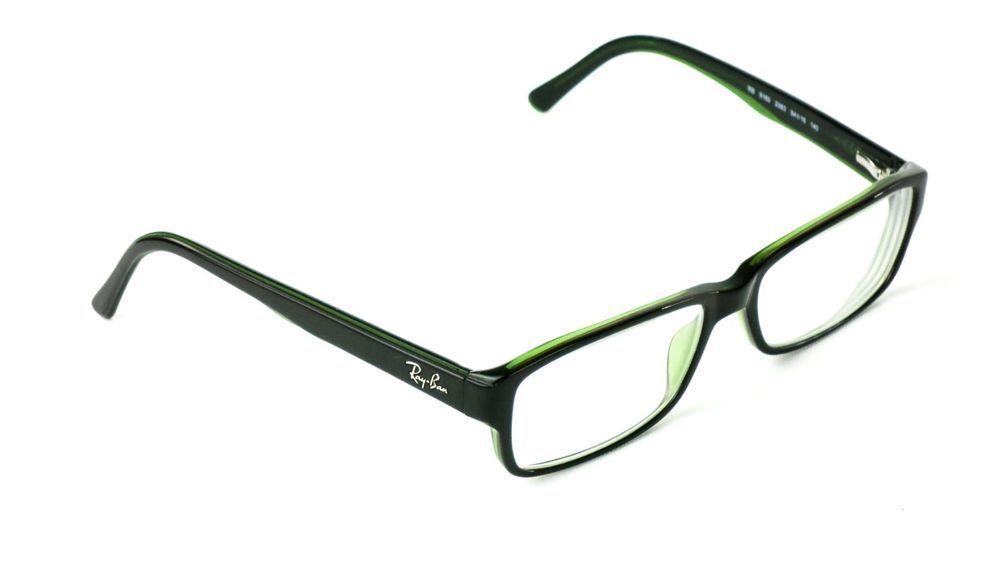 5ffe084eac5 RAY BAN RAYBAN 5169 2383 BLACK   GREEN EYEGLASS FRAMES EYEGLASSES GLASSES   RayBan