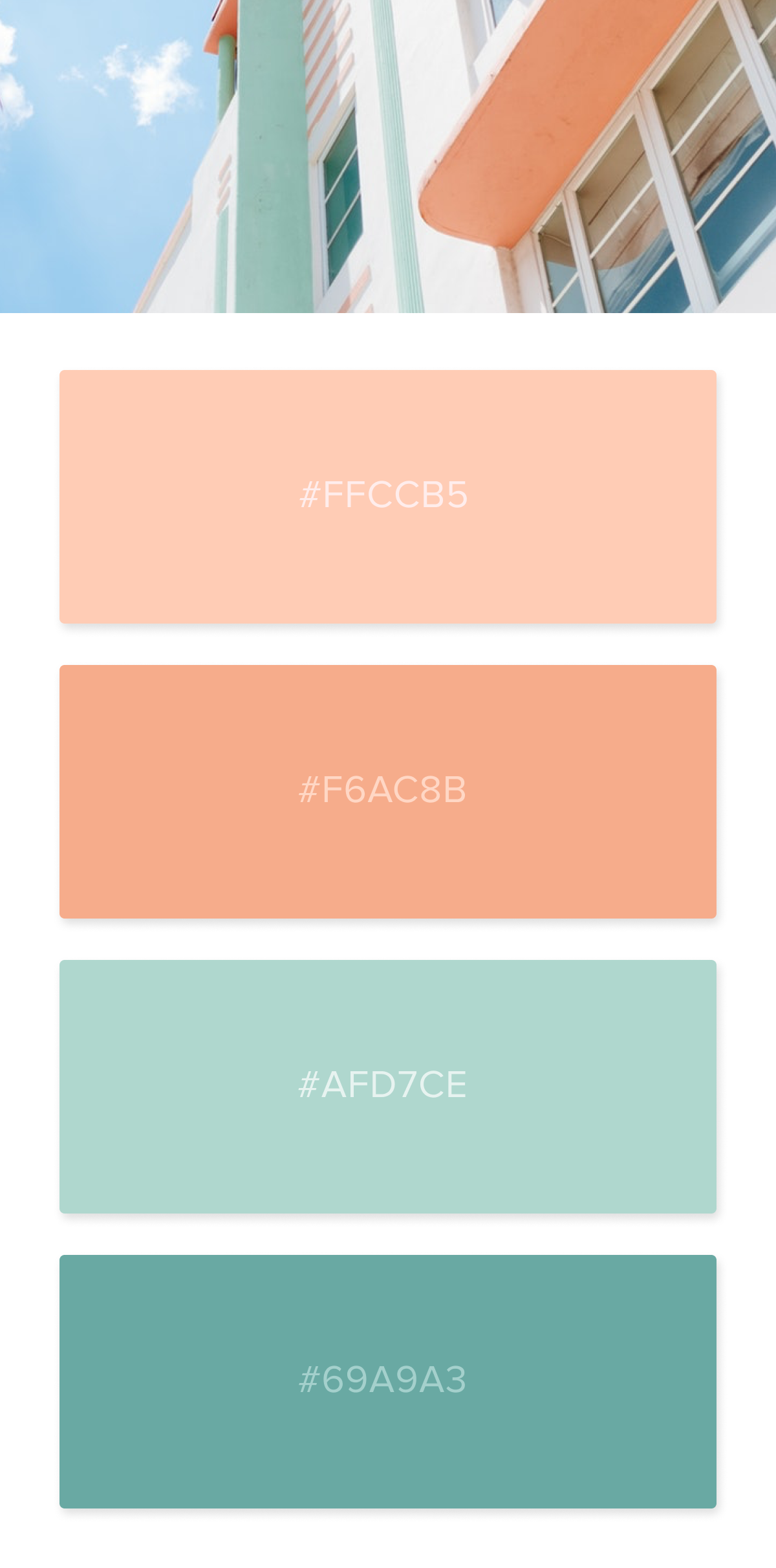 Color Palette Inspired In Photography Color Schemes Palette Combinations Salmon Home Outf With Images Salmon Paint Color Website Color Palette Green Colour Palette