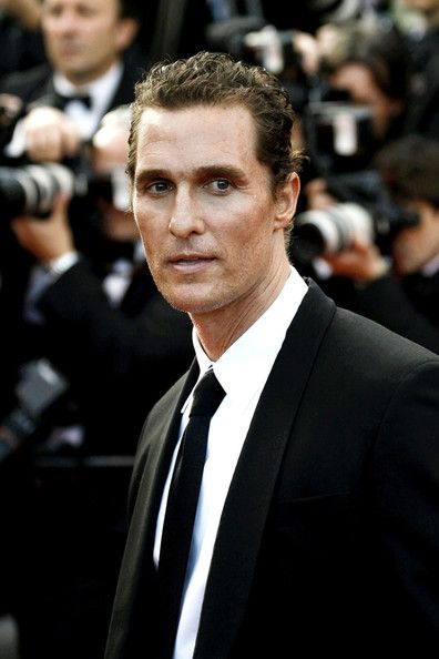 Matthew McConaughey at the Premiere of 'Paper Boy'