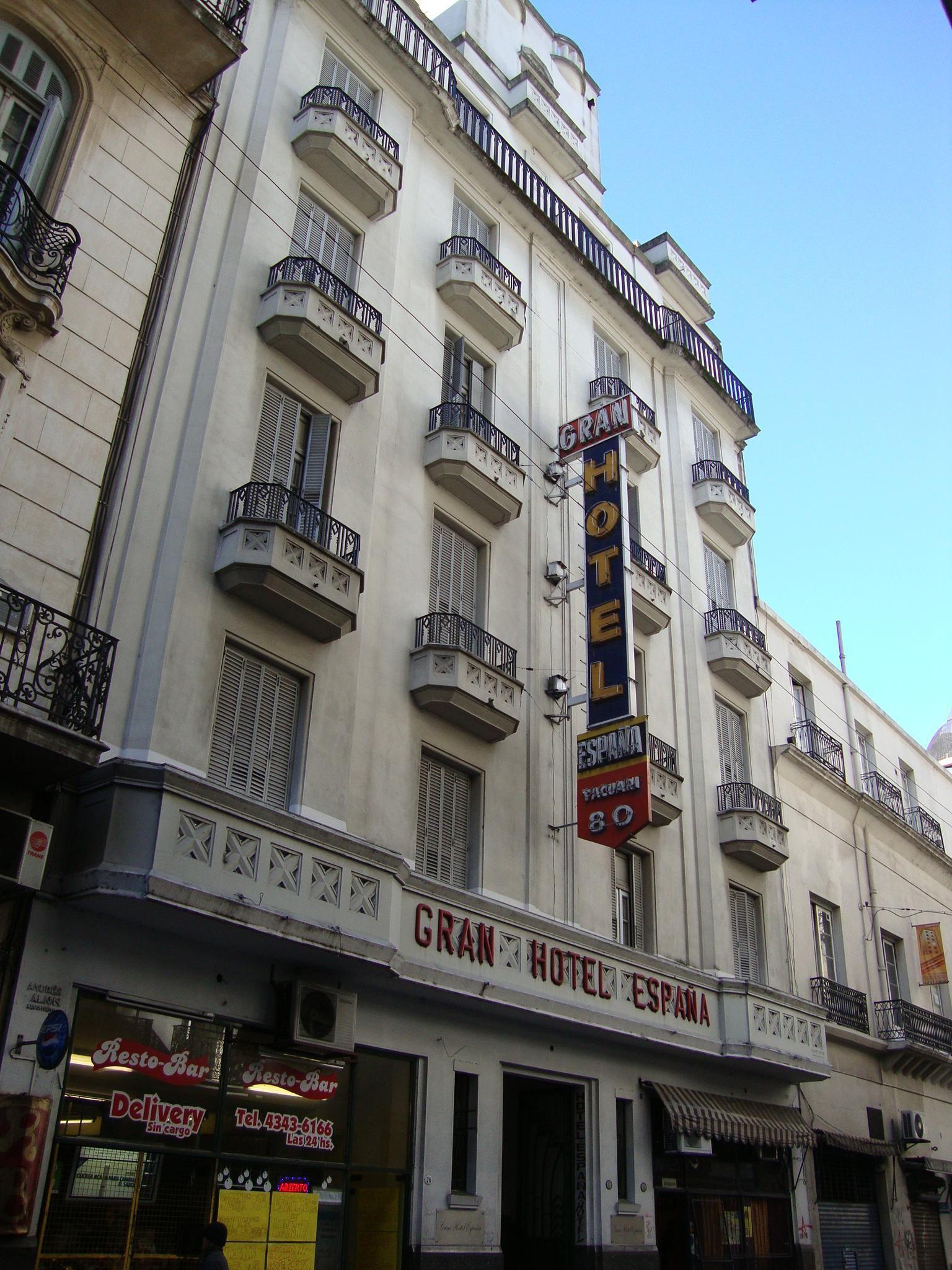 Gran Hotel España (Tacuarí 80). Buenos Aires