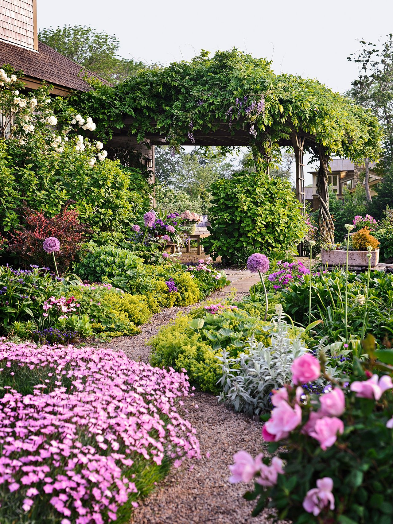 Know These Garden Basics And You Ll Have The Best Garden On The Block Cottage Garden Cottage Garden Design Landscape Design