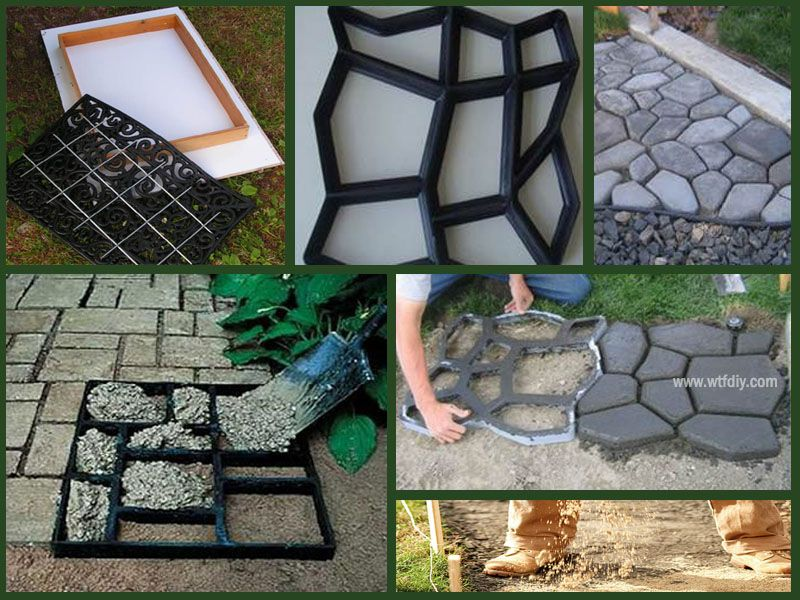 Backyard Path Ideas labor intensive formal path save money and time with one of these casual paths theyll blend in better and will look like theyve been in your garden Best Landscaping Ideas Ever Garden Path Wtf Diy Diy Fashion Diy Projects