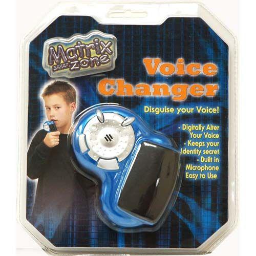 Matrix Zone Voice Changer