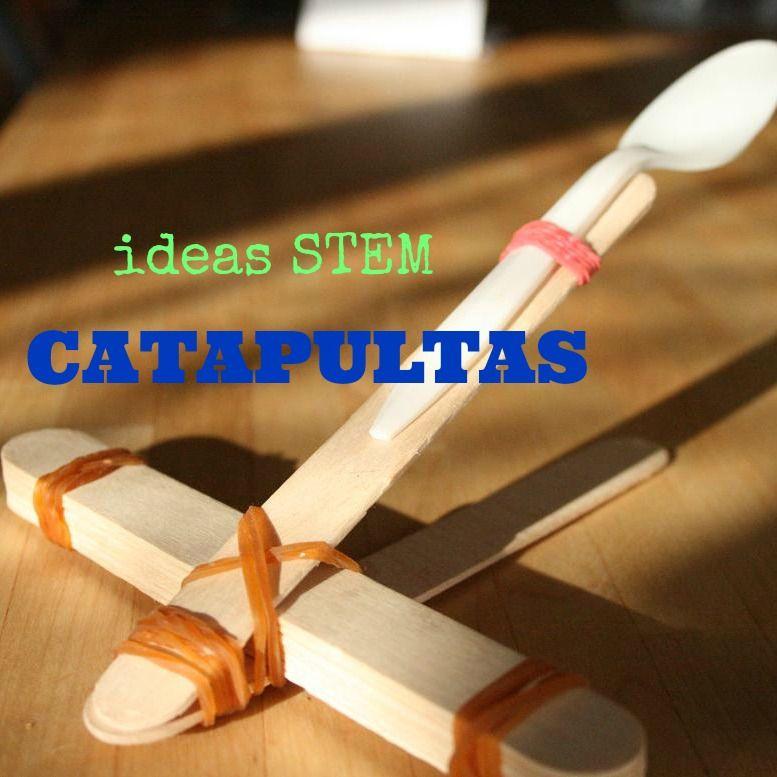 Juguetes Científicos Catapulta Catapulta Proyectos De Matemáticas Ciencia Para Niños
