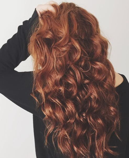 Such a gorgeous big hair. Try this #hair #extension.