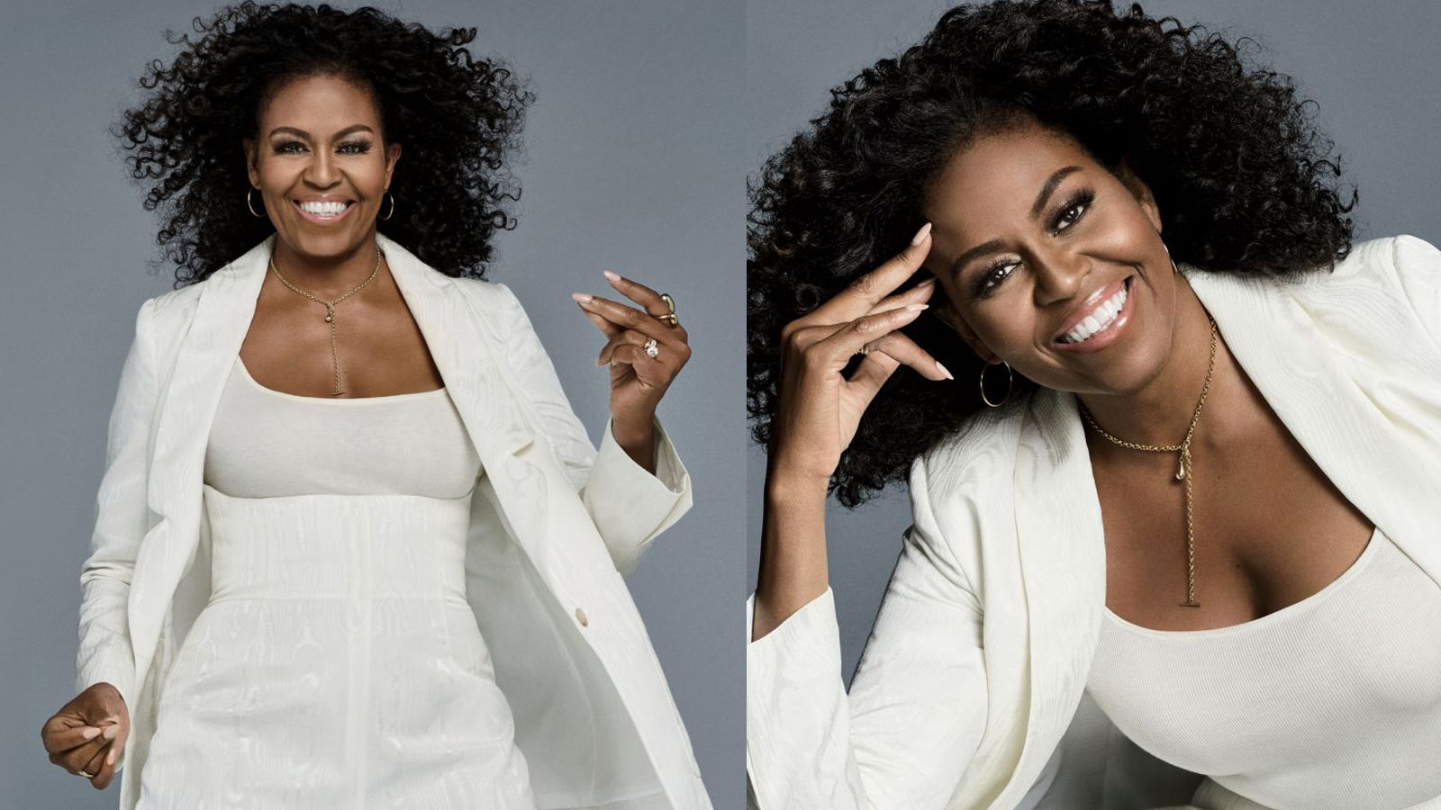 Naturally Curly Michelle Obama Graced The Cover Essence Magazine Natural Hair Styles Hair Twist Styles Hair Life