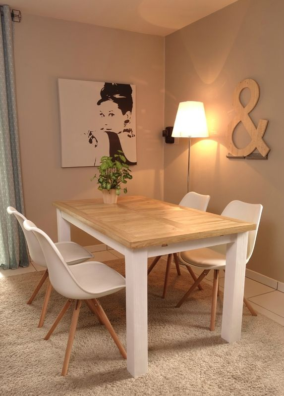 diy table de salle manger en palette le blog de b a. Black Bedroom Furniture Sets. Home Design Ideas