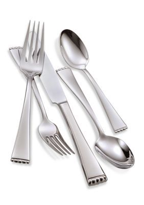 Oneida  Classic Pearl 5-Piece Place Setting -  - No Size
