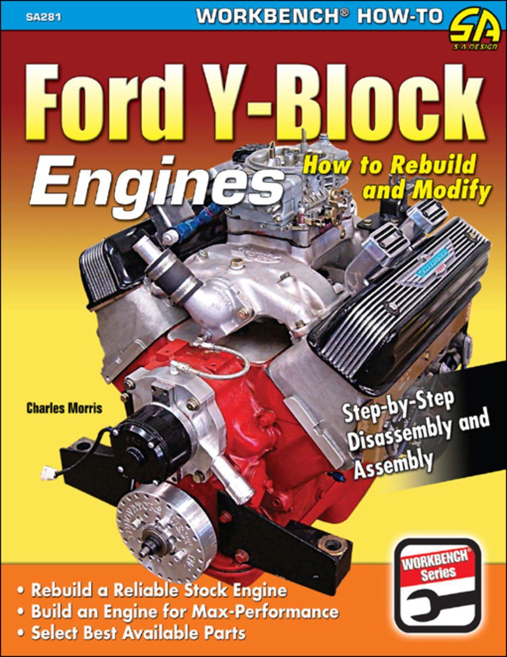 Ford Y Block Engines Ebook Ford Trucks Engineering Ford