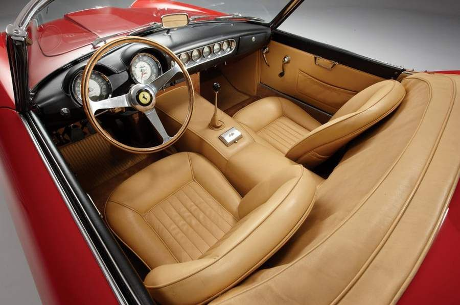 Ferrari 250 Gt California Spyder World Of Luxury Pictures Of