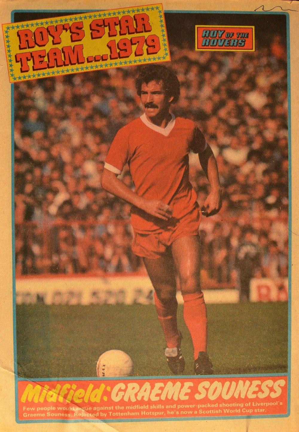 Graeme Souness Liverpool