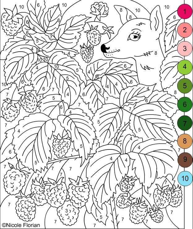 Pin de Iluta en Krāsošana pēc burtiem, cipariem | Pinterest ...