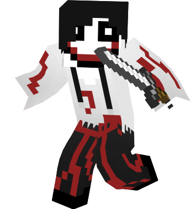 Minecraft Unlimited Mods Descargar Jeff The Killer Skin - Skins para minecraft pe de jeff the killer