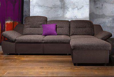 polsterecke city sofa wahlweise mit bettfunktion im online shop von baur versand wohnideen. Black Bedroom Furniture Sets. Home Design Ideas