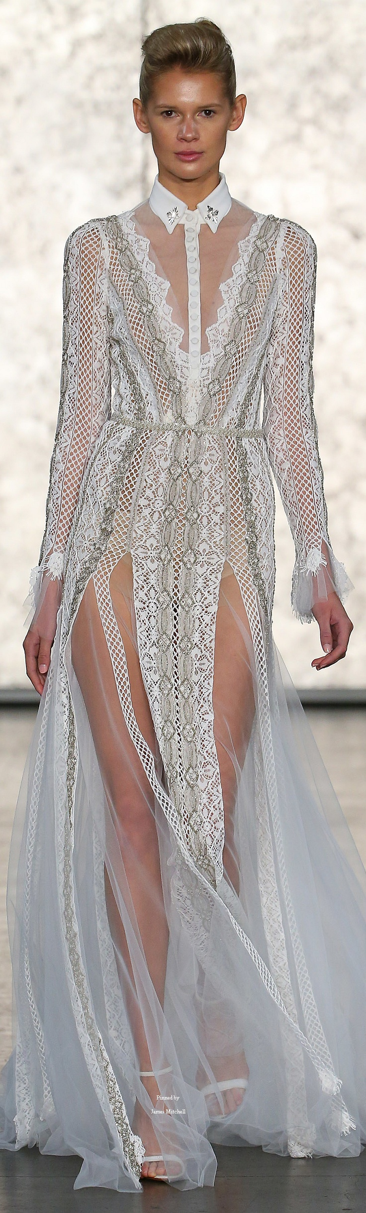 Inbal Dror Bridal Collection Fall 2016
