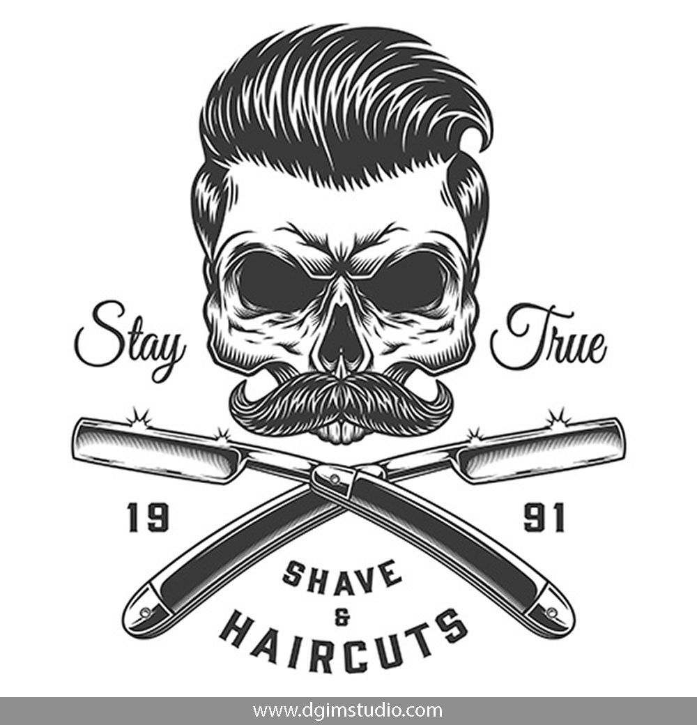 41 Vintage Barbershop Designs