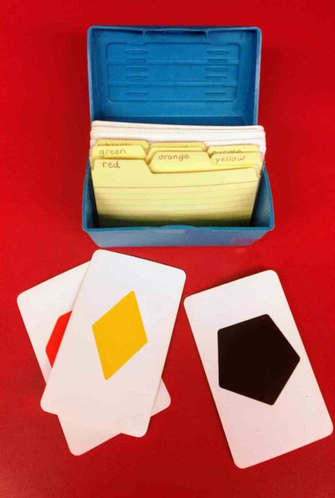 Focus On Five My Favorite Task Box Activities