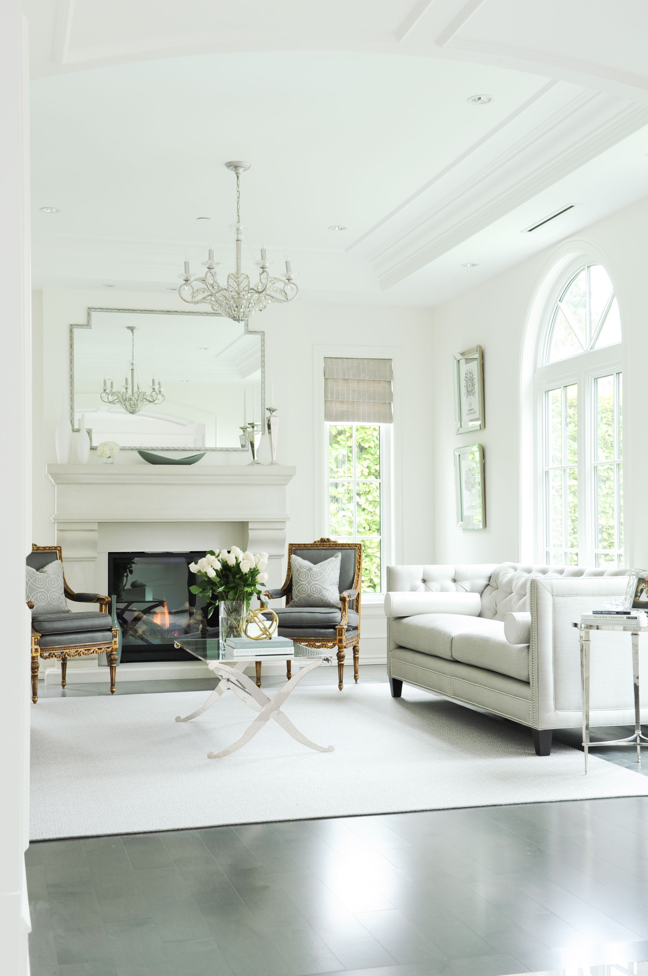 Living Room designed by Enviable Designs | LEISURELY LIVING ROOMS ...