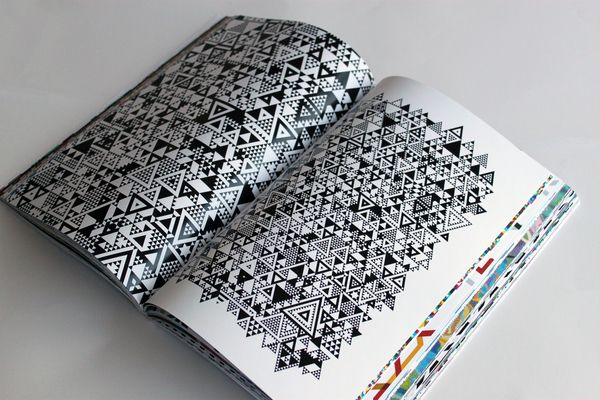 Pattern Design by William Branton, via Behance