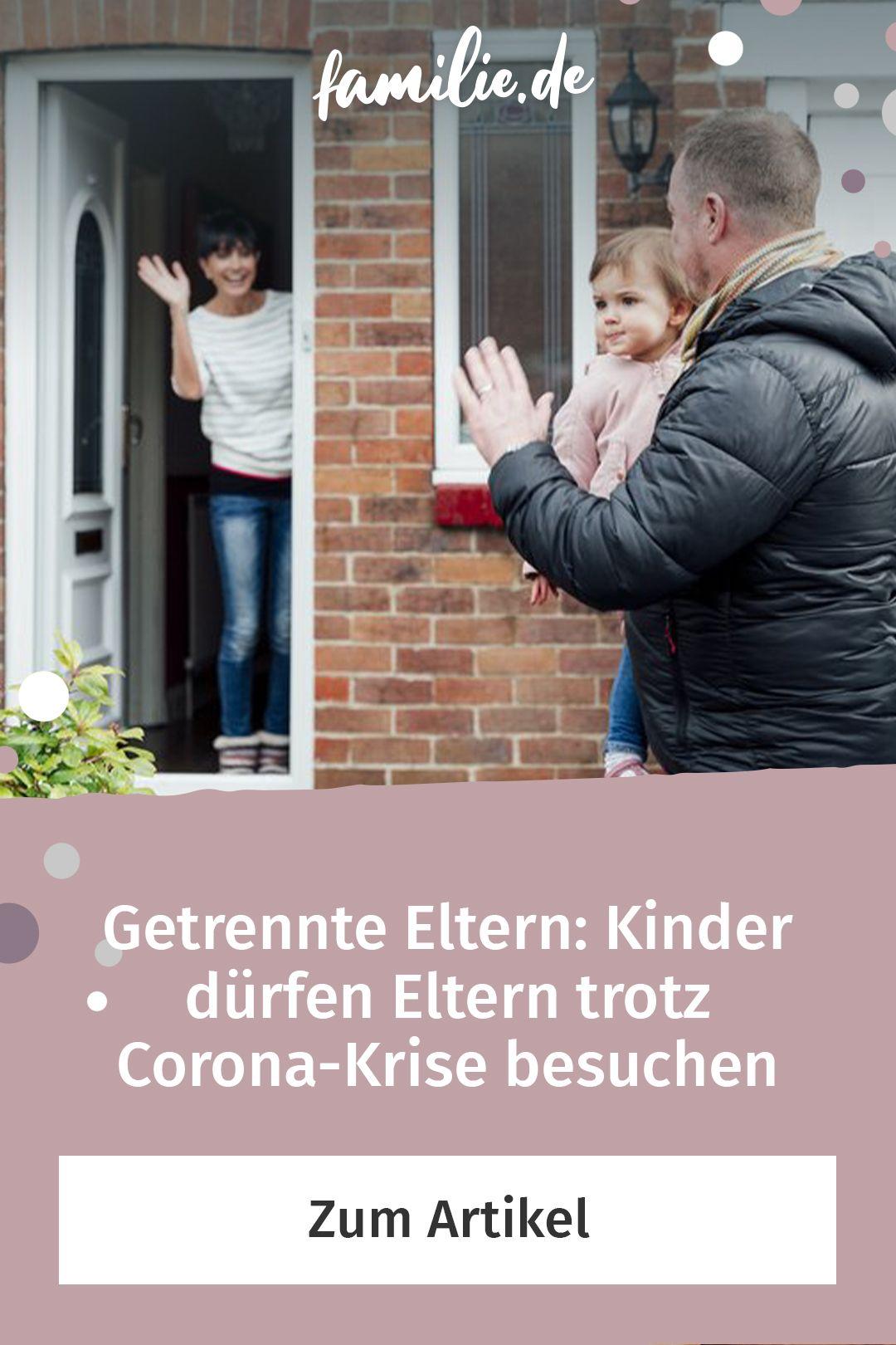 Kontaktverbot Familie Besuchen