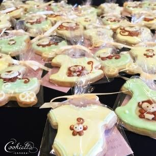 Cookiella is all about the creation of artistic and beautiful sugar cookies…