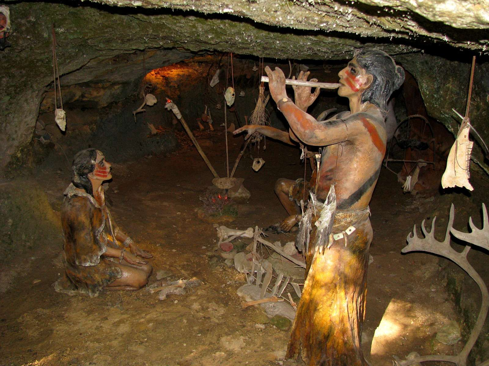 Music And Dancing Were A Normal Part Of The Life Of Ice Age People There Are Many Examples From
