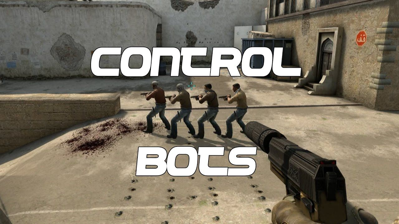 Make Bots Copy Your Movement in CS:GO | Counter-strike