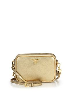 Cross Body Bags - Camera Bag Crossbody Saffiano Leather Bruyere - magenta - Cross Body Bags for ladies Prada p95VEeWHPu