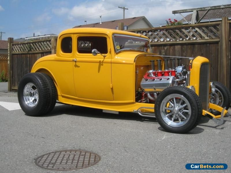 1932 Ford Model B Coupe 5 Window Coupe Ford Modelbcoupe Forsale Canada Hot Rods Cars Muscle Hot Rods Project Cars For Sale