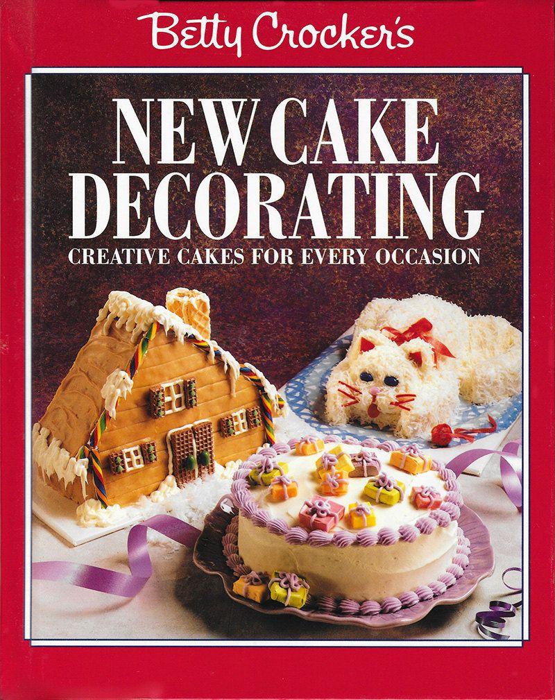 Betty Crocker S New Cake Decorating Very Rare 1980s By