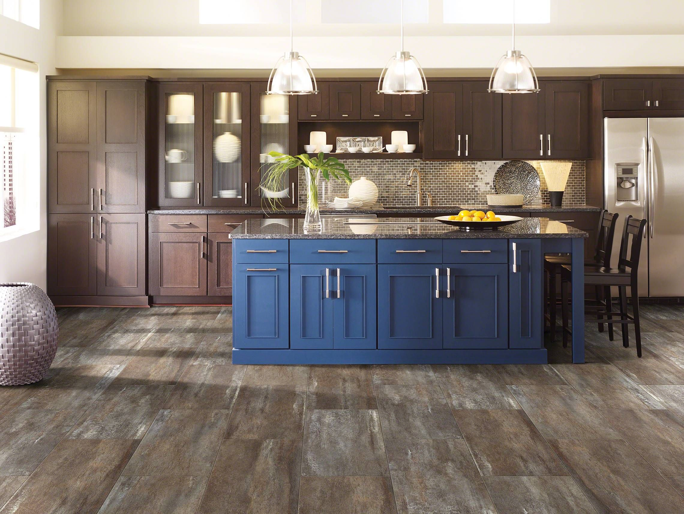 Durable Flooring For Kitchens 31 Best Images About Vinyl On Pinterest Wide Plank Vinyl Planks