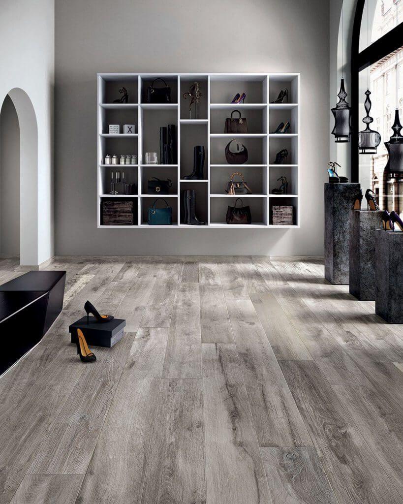 10 best grey wood tile flooring ideas