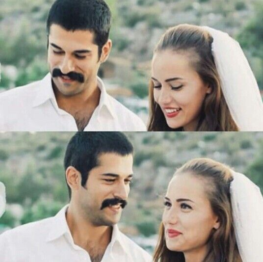 Fahriye Evcen Burak Ozcivit Ask Sana Benzer Actors Turkish Film Turkish Actors