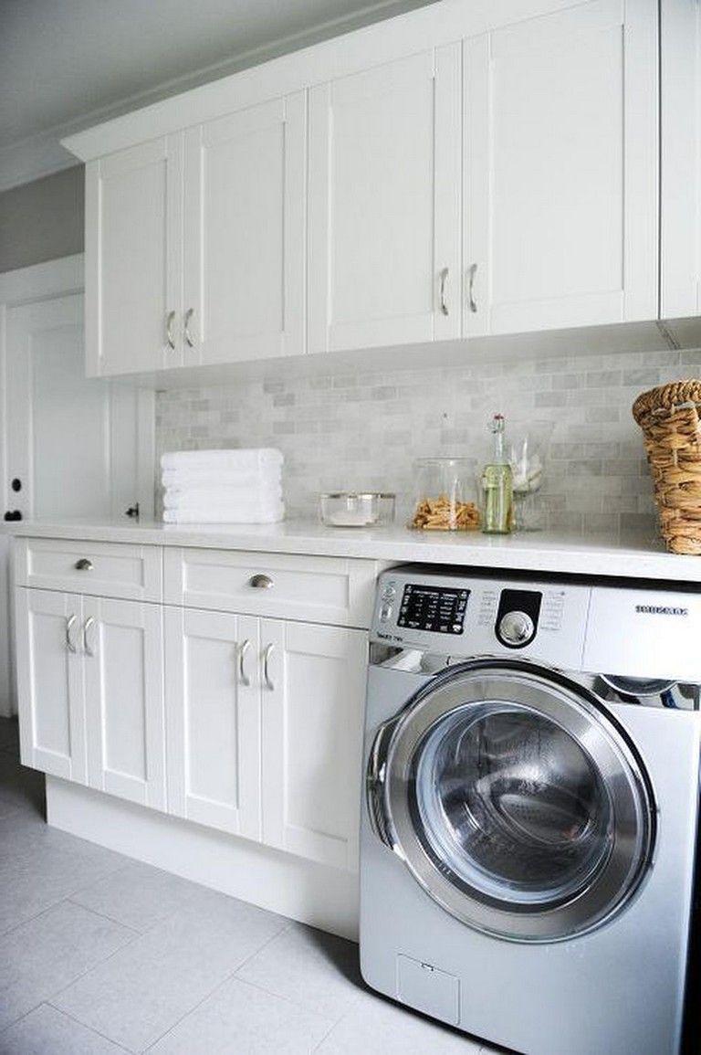 45+ Attractive Laundry Room Tile Design Ideas