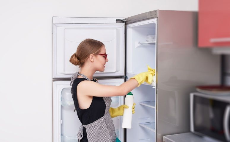 how to reset samsung fridge after power outage