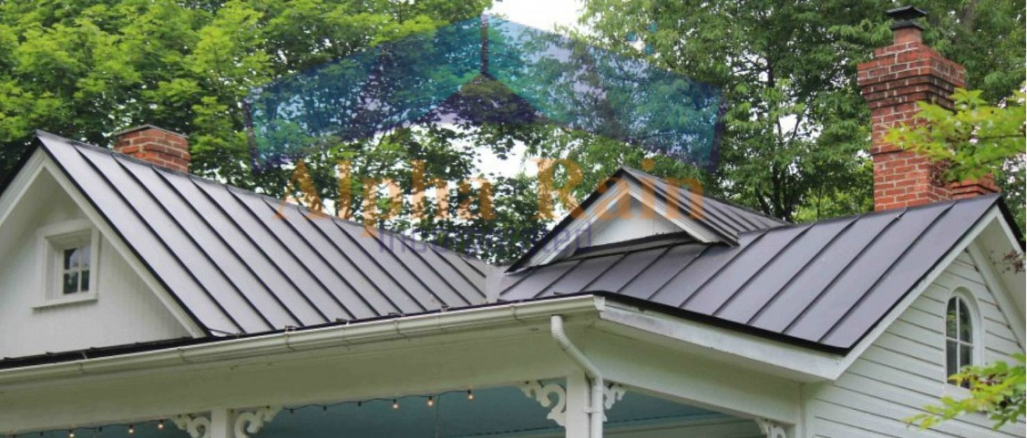 Metal Roofing in Fairfax VA (With images) Metal roof