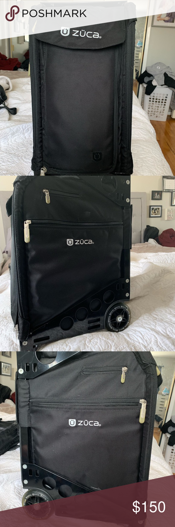 ZUCA Train Case ZUCA Professional Travel Case I used this
