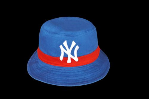 New York Yankees Unisex Bucket Hat Classic Fisherman Outdoor Cap ... 7fe9a0781f4