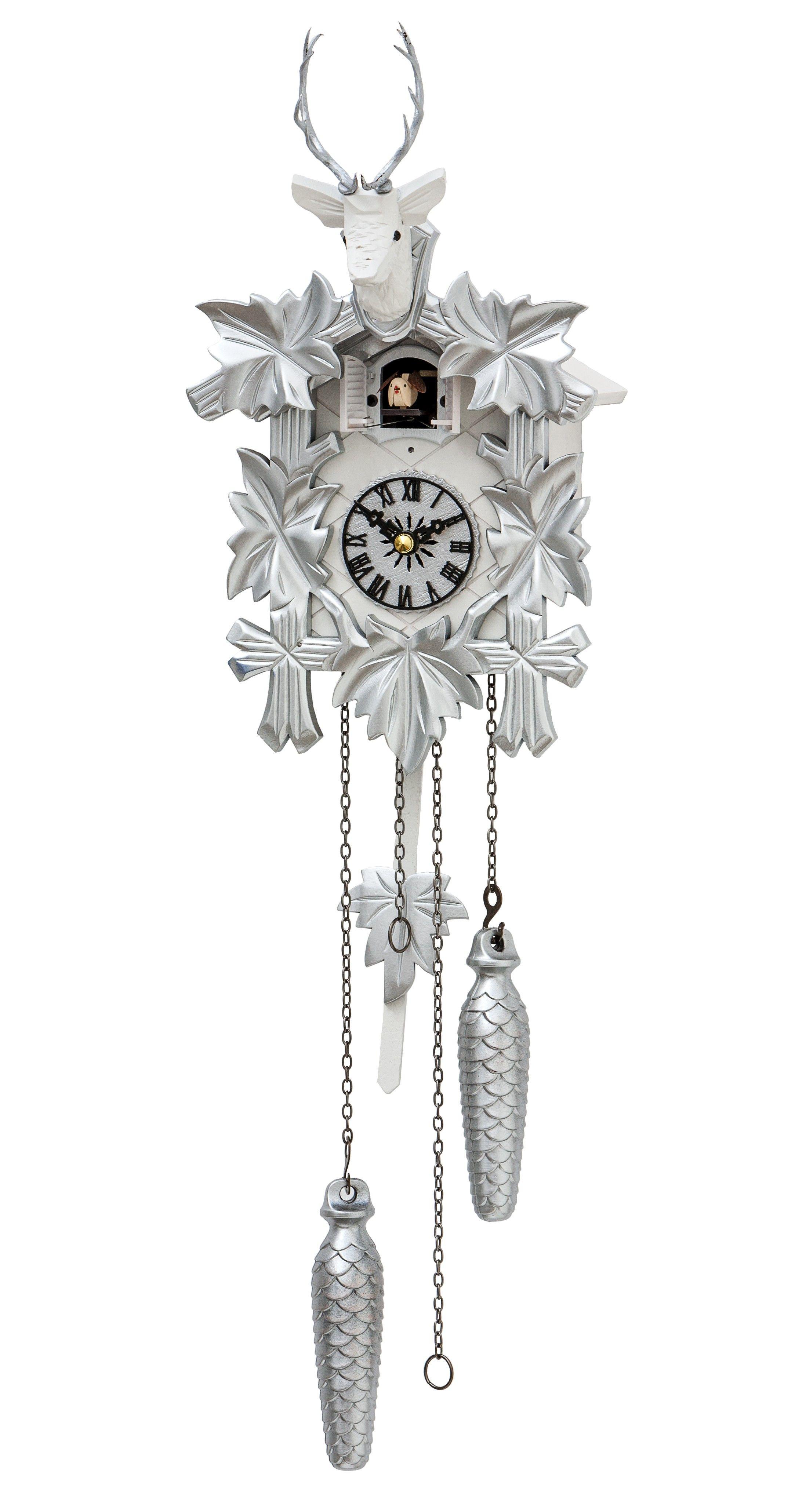 Modern Cuckoo Clock 1 Day Running Time En 522 5 20