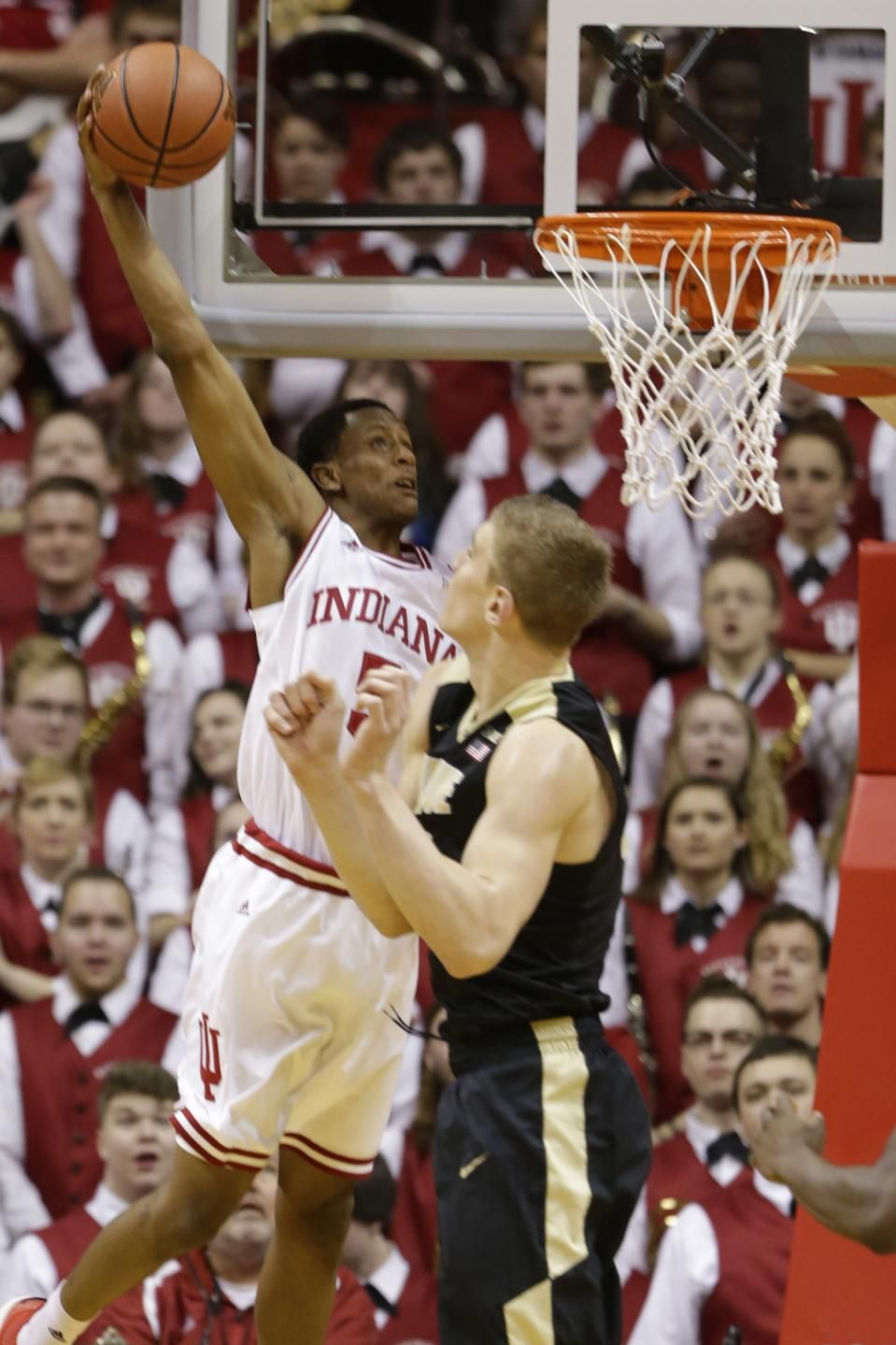 Indiana's Troy Williams