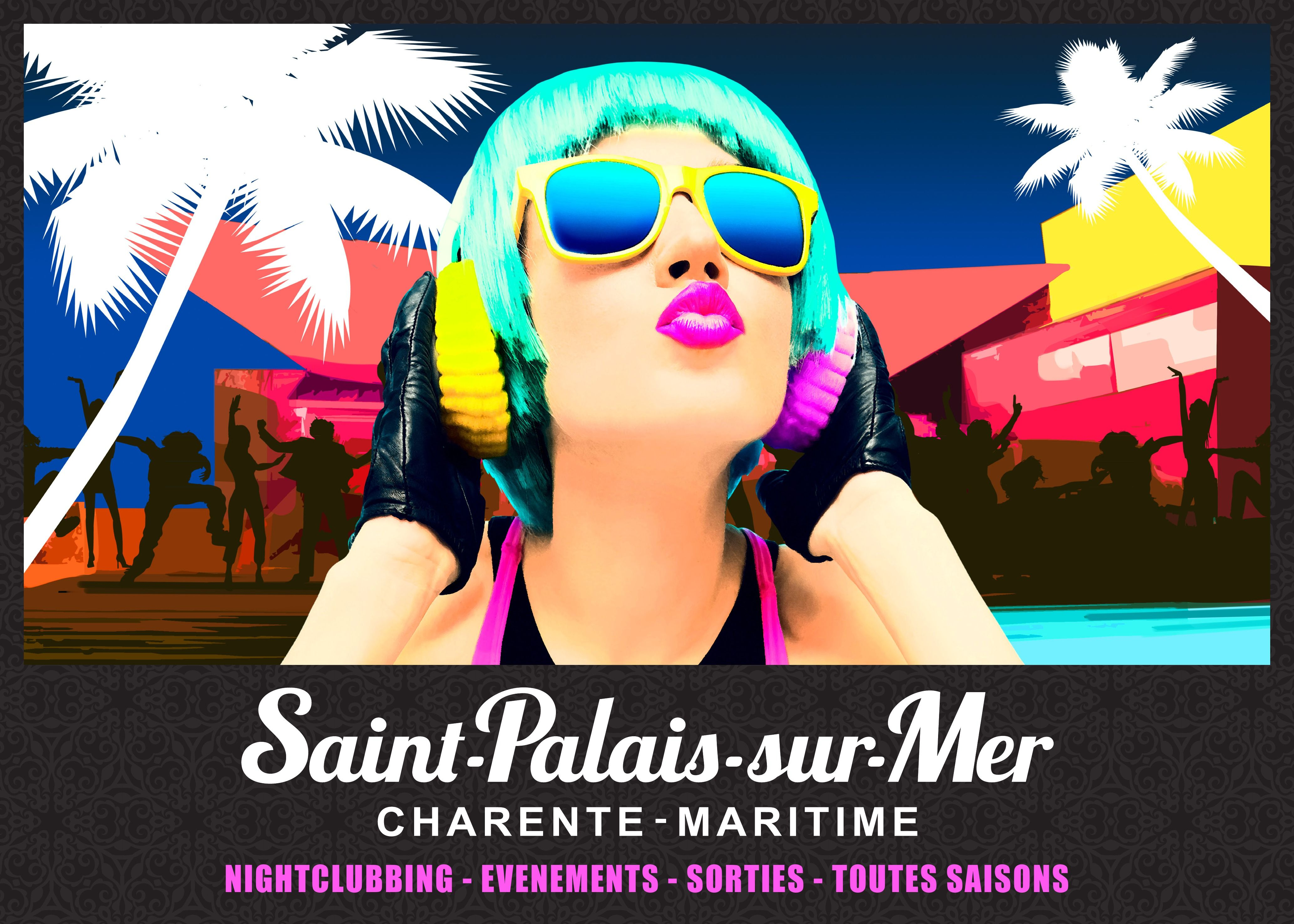 En exclusivit nouvelle collection 2015 saint palais sur mer affiche en vente 6 collecti - Office de tourisme saint palais sur mer ...