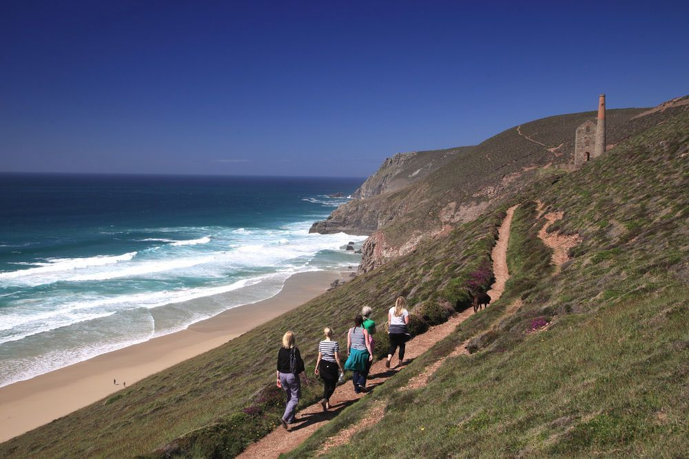 Campsites in Cornwall - Recommended by the Cornwall ...