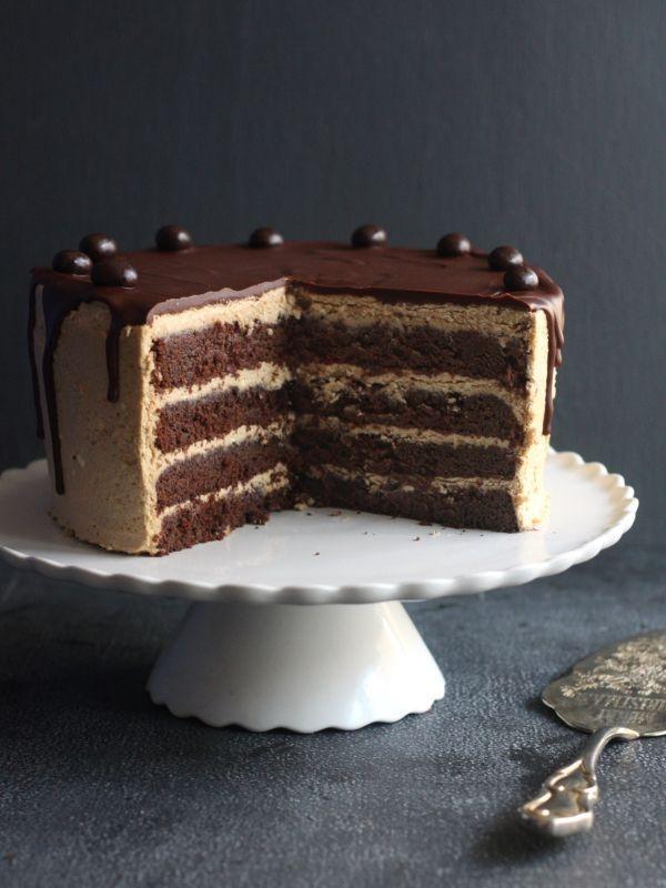 2 Layer Coffee Cake