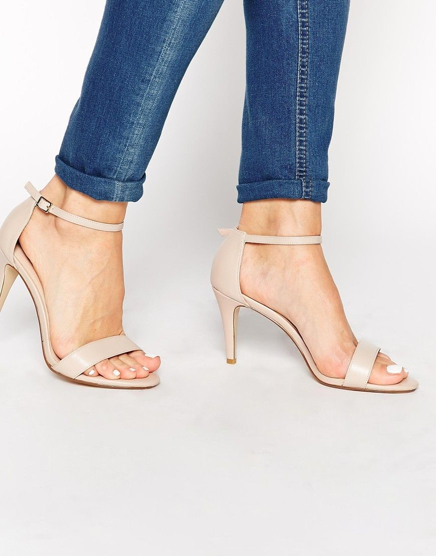 Shop Carvela Kiwi Barely There Heeled Sandals at ASOS.