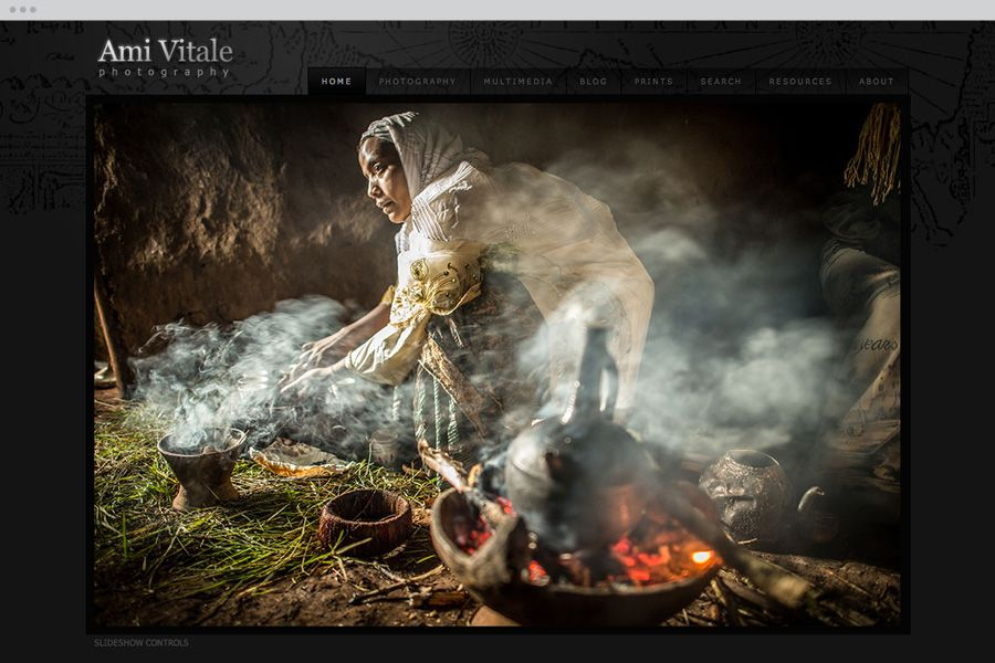 Photography Portfolio Templates PhotoShelter Projects To Try - Photoshelter templates