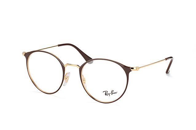 55d7ec97dbc Ray-Ban RX 6378 2905 Perspektivenansicht. Ray-Ban RX 6378 2905  Perspektivenansicht Cute Glasses ...