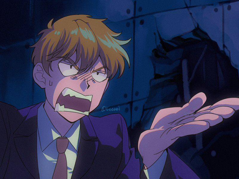 Mob Psycho 100 + 90's anime style | Mob Psycho 100 | Mob psycho